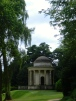 English gardens at Stowe House